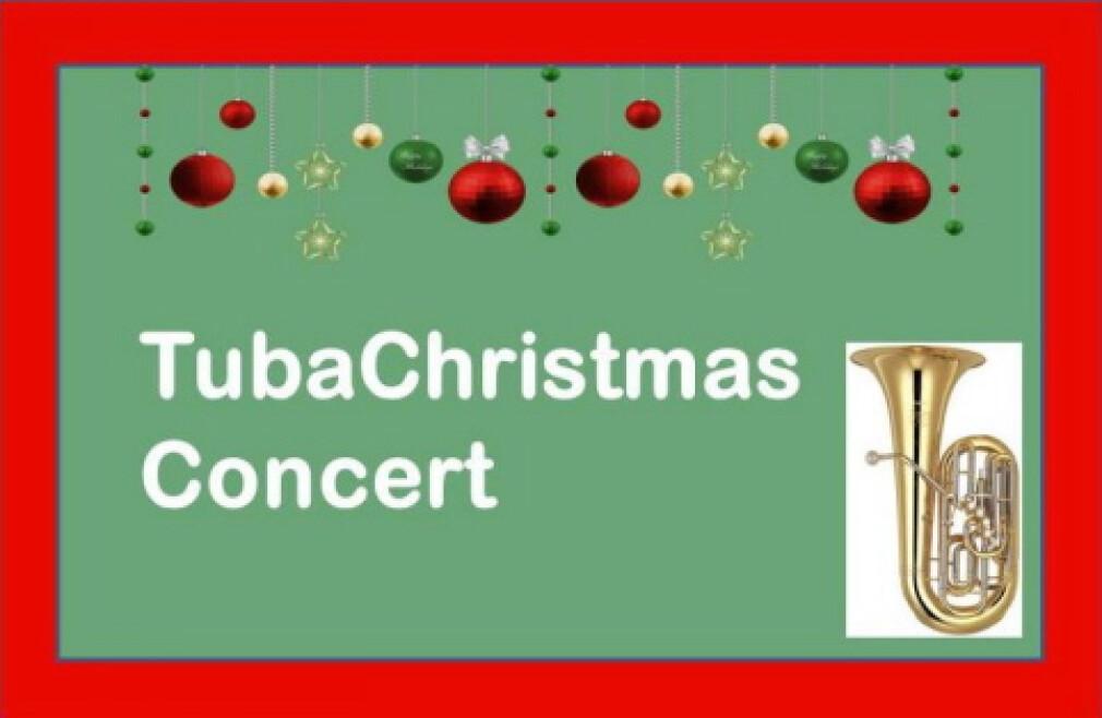 TubaChristmas Concert
